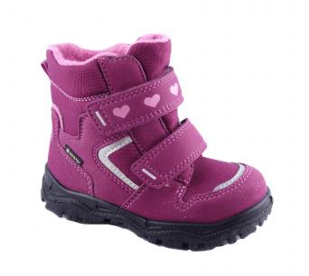 Zvětšit Superfit 5-09045-50, 01 dívčí zimní obuv