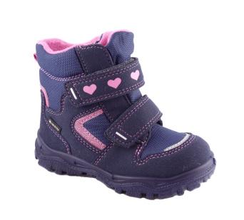 Zvětšit Superfit 5-09045-80, 01 dívčí zimní obuv