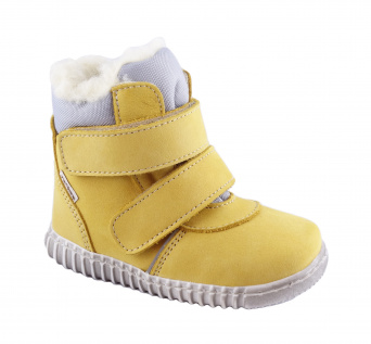 Zvětšit Bosé Pegresky - 1706 žlutá, zimní obuv, 01