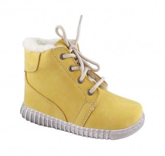 Zvětšit Bosé Pegresky - 1705 žlutá, zimní obuv