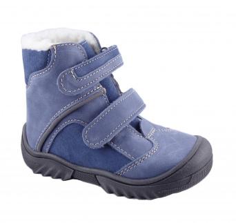 Zvětšit Jonap - J055/M modrá, 00 chlapecká zimní obuv