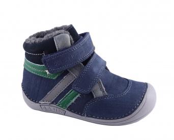 Zvětšit D.D.Step - 018-41 blue, chlapecká zimní obuv
