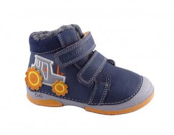 Zvětšit D.D.Step - 038-263 blue, chlapecká zimní obuv