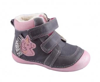 Zvětšit D.D.Step - 015-189 D, dívčí zimní obuv