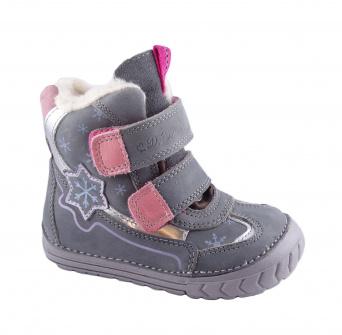 Zvětšit D.D.Step - 029-309, dívčí zimní obuv