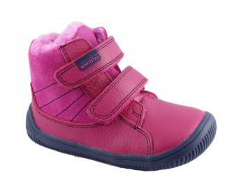 Zvětšit Protetika - Kabi fuxia, zimní obuv barefoot