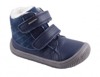 Zvětšit Protetika - Kabi denim, zimní obuv barefoot