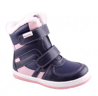 Zvětšit Protetika - Melany navy, zimní obuv