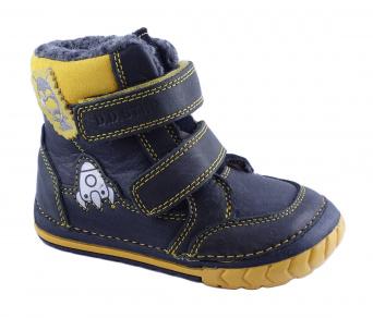 Zvětšit D.D.Step - 029-303 black, chlapecká zimní obuv