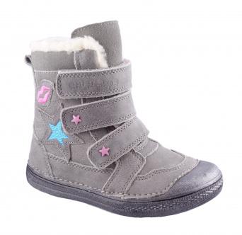 Zvětšit D.D.Step - 049-913M grey, dívčí zimní obuv