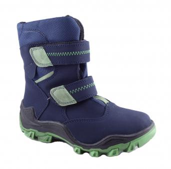 Zvětšit Kornecki 6393 M/GRANAT, chlapecká zimní obuv