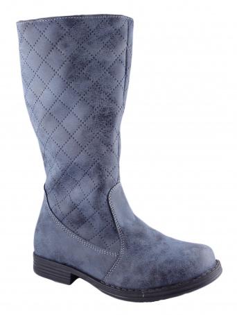Zvětšit Kornecki 4834 W/GRANAT, dívčí zimní obuv