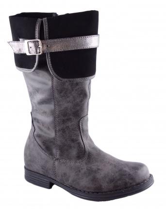Zvětšit Kornecki 4836 W/GRAFIT, dívčí zimní obuv
