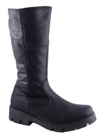 Zvětšit Kornecki 6232 W/CZARNY, dívčí zimní obuv