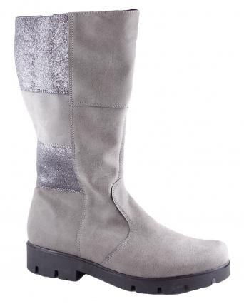 Zvětšit Kornecki 6232 W/POPIEL, dívčí zimní obuv