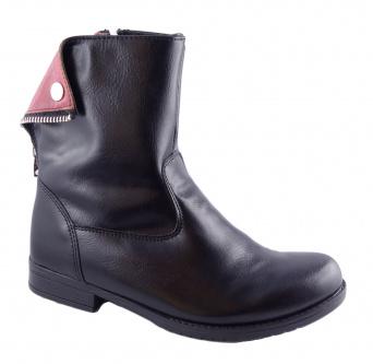 Zvětšit Kornecki 4584, dívčí zimní obuv