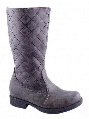 Zvětšit Kornecki 4834 GRAFIT, dívčí zimní obuv