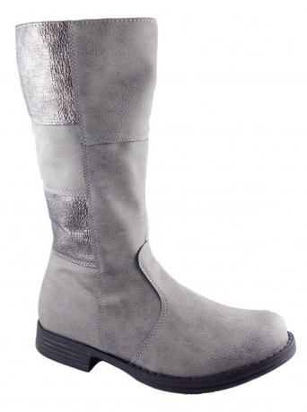 Zvětšit Kornecki 6026 POPIEL, dívčí zimní obuv