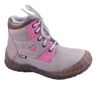 Zvětšit Fare 842153, dívčí zimní obuv