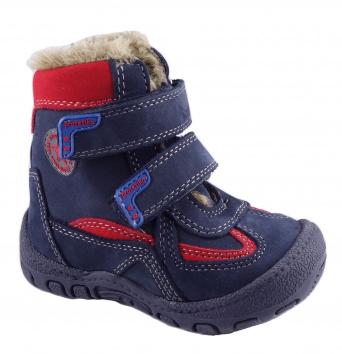 Zvětšit Protetika - Eman red, dětské zimní boty