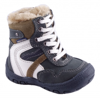 Zvětšit Protetika - Marten navy, dětské zimní boty
