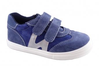 Zvětšit Jonap J053/S modrá, celoroční obuv 01