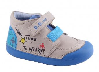 Zvětšit D.D.Step - 066-739B grey, celoroční obuv bare feet