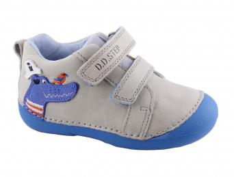 Zvětšit D.D.Step - 015-194B grey, celoroční obuv