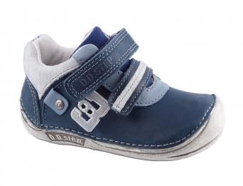 Zvětšit D.D.Step - 018-43C blue, celoroční obuv bare feet