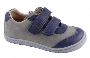 Zvětšit Filii Axolotl stone nappa/velours strap, celoroční obuv, 01
