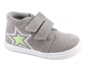 Zvětšit Jonap J022/S/V hvězda šedá, celoroční obuv