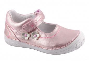 Zvětšit D.D.Step - 030-1005BM pink, dívčí jarní obuv