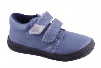 Zvětšit Jonap J-B1/M/V modrá, celoroční obuv BAREFOOT