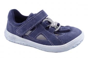 Zvětšit Jonap J-B9 modrá, letní obuv BAREFOOT