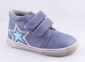 Zvětšit Jonap J022/M/V hvězda modrá, 0 dětská celoroční obuv