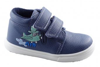 Zvětšit Jonap J022/M/V letadlo modrá, dětská celoroční obuv