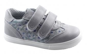Zvětšit Jonap J053/M šedá/sedmikrásky, celoroční obuv