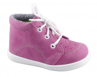 Zvětšit Boots4U první botičky T014 růžová