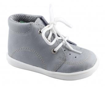 Zvětšit Boots4U první botičky T014 šedá