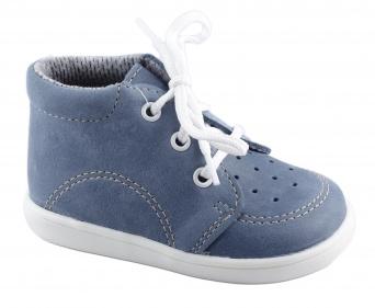 Zvětšit Boots4U první botičky T014 modrá