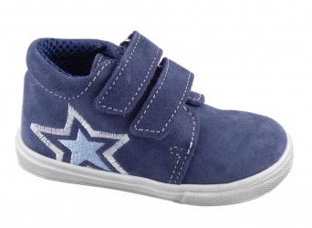 Zvětšit Jonap J022/S/V hvězda modrá, celoroční obuv