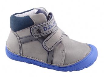 Zvětšit D.D.Step - A073-874BM Grey, celoroční obuv barefoot