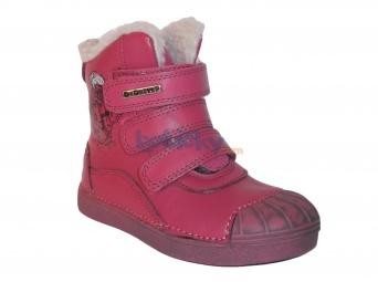 Zvětšit D.D.Step - 043-508C M pink, dívčí zimní obuv