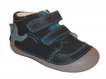 Zvětšit D.D.Step - 015-143 A modrá, chlapecká celoroční obuv
