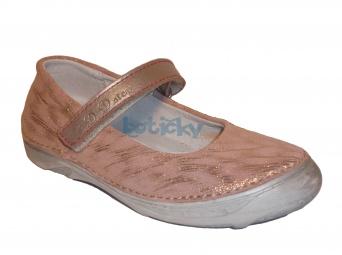 Zvětšit D.D.Step - 046-602 AM champagne, dívčí jarní obuv