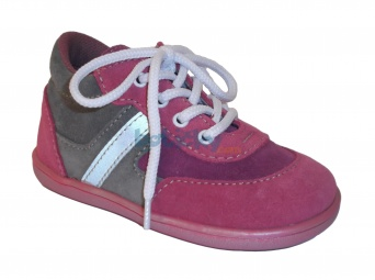 Zvětšit Jonap J051/S light růžová/fialová, 02 dětská celoroční obuv