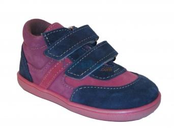 Zvětšit Jonap J051/S/V light modrá/růžová, dětská celoroční obuv