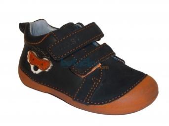 Zvětšit D.D.Step - 015-148 modrá, chlapecká celoroční obuv