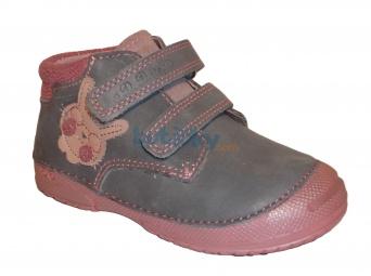 Zvětšit D.D.Step - 038-243 šedá, dívčí celoroční obuv