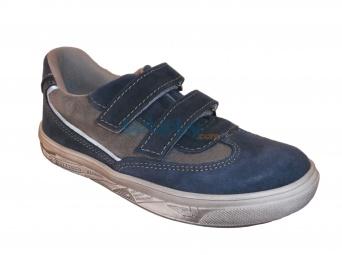 Zvětšit Jonap J023/S modrá/šedá, dětská celoroční obuv